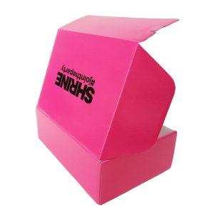 Apparel Packaging Shipping Box-1