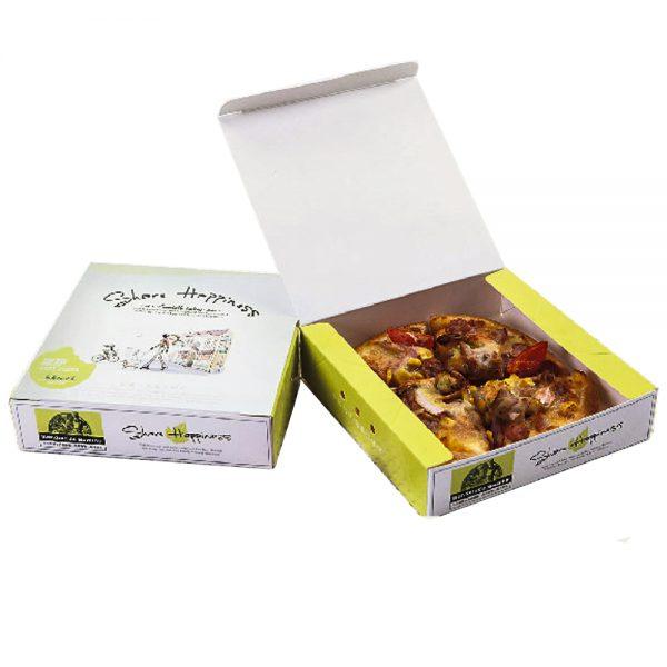 Box for mini pizza-1