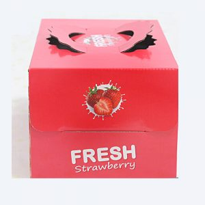 Cardboard box for fruit and vegetable-2