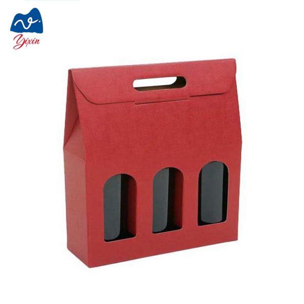 Cardboard liquor box-1