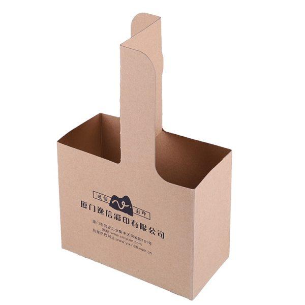 Cardboard wine box-1