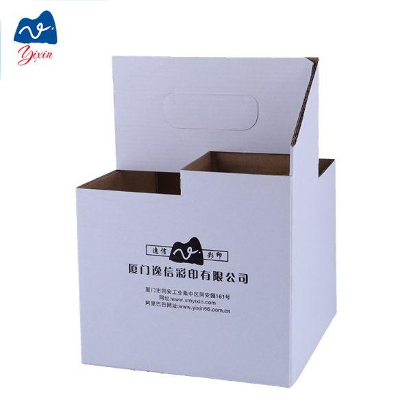Cardboard wine box-2