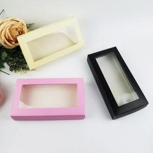 Clear Window Gift Box-2