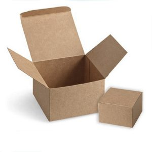 Corrugated box waste-1