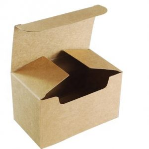 Corrugated box waste-2