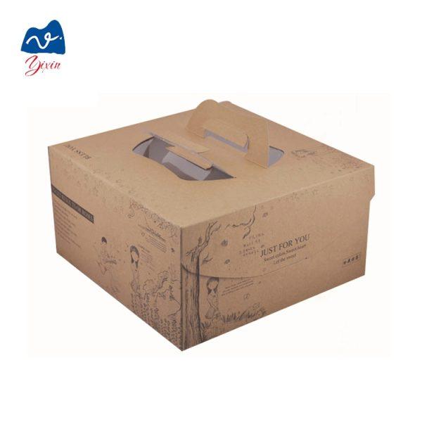 Corrugated cake box-3