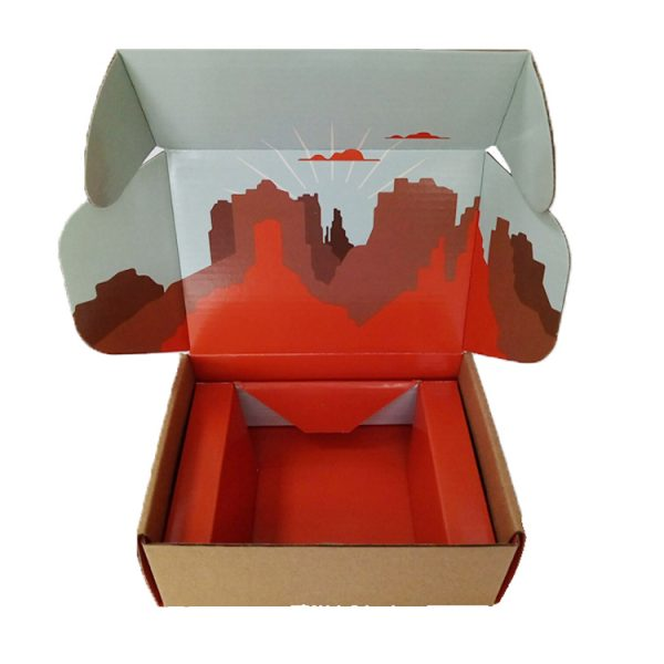 Corrugated mailer box-1