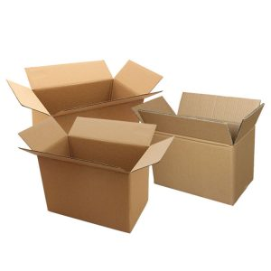 Corrugated outer carton box-1