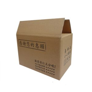 Corrugated outer carton box-2