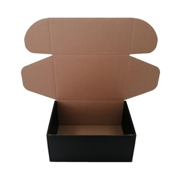 Corrugated packing shipping mailer box-2