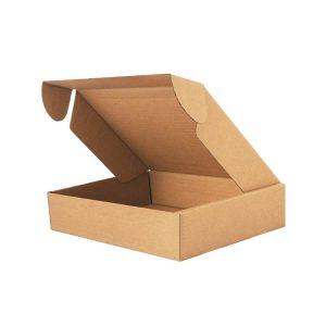 Corrugated paper pack box-1