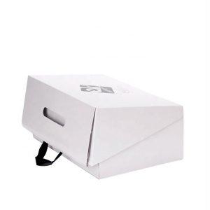 Corrugated shipping shoe box-2