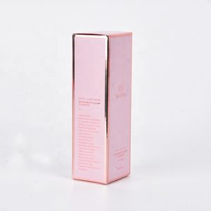 Cosmetic Packaging Box for Facial Cleanser-1