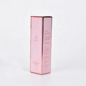 Cosmetic Packaging Box for Facial Cleanser-2