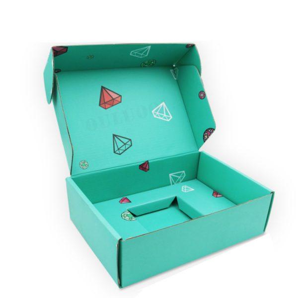 Custom logo mailer box-1