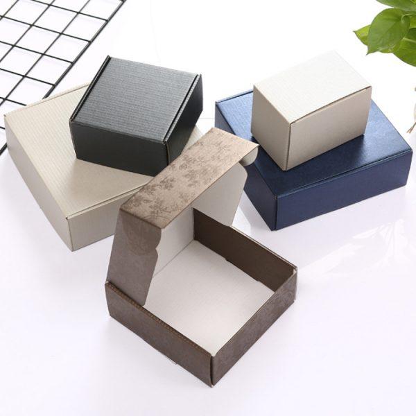 Custom logo mailer box-4