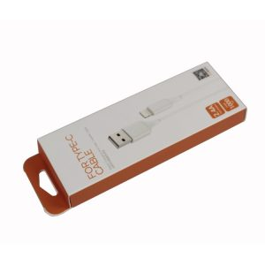 Custom packaging with hanger-1