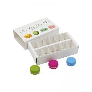 Customized macaron box-1