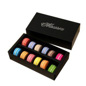 Customized macaron box-2