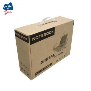 Die cutting corrugated box-1