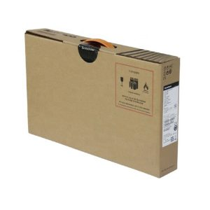 Die cutting corrugated box-2