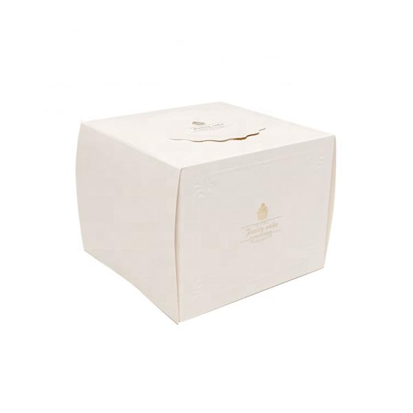 Disposable cake box-3