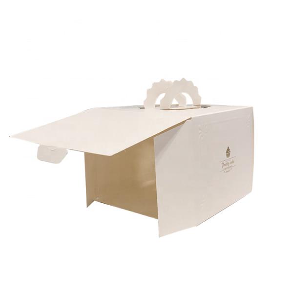 Disposable cake box-4