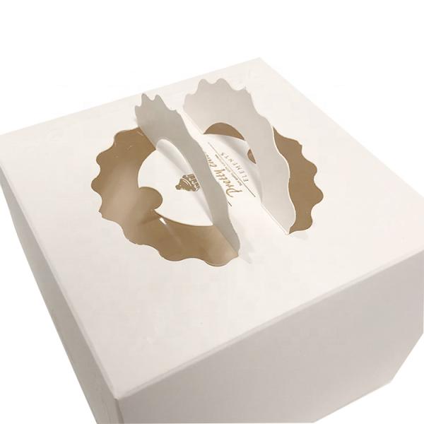 Disposable cake box-5