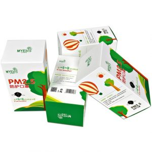Face Mask Packaging box-2