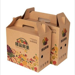 Fruit packaging paper box-1