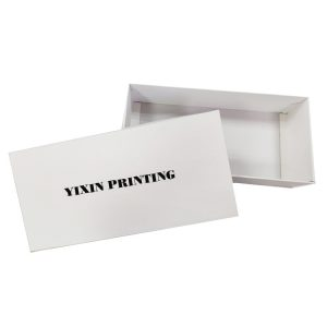 Garment packaging box-1