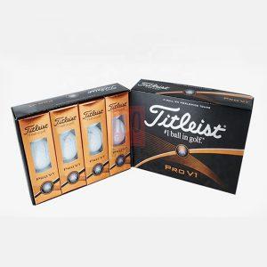 Golf balls box-1