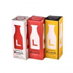 Juice milk paper box-1