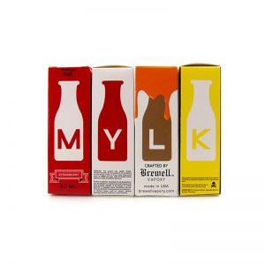 Juice milk paper box-2