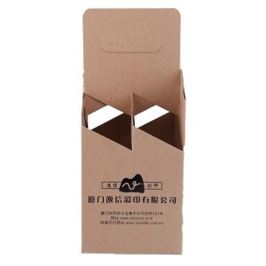 Kraft foldable box-2