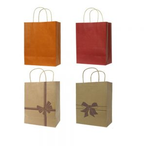 Kraft paper bag-1