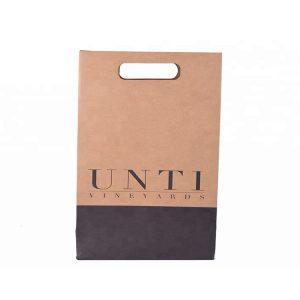 Kraft paper coffee bags-1