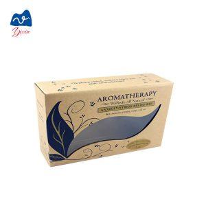 Kraft soap packaging box-2