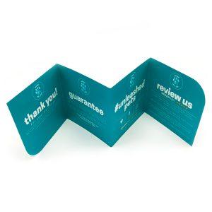 Leaflet printing-1