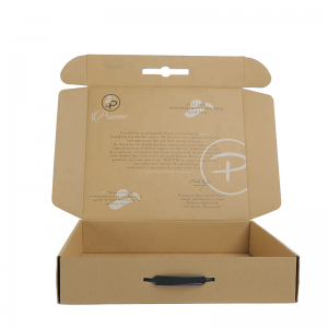 Mailer Box With Handle-2