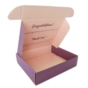 Mailing Box For Clothes-1
