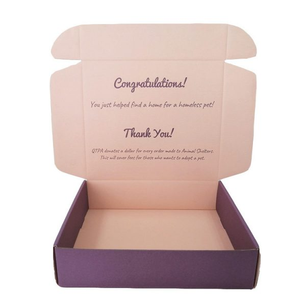 Mailing Box For Clothes-4