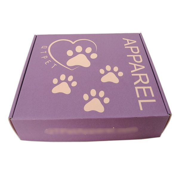 Mailing Box For Clothes-5