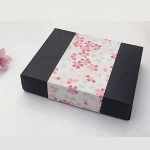 Matte black gift box-1