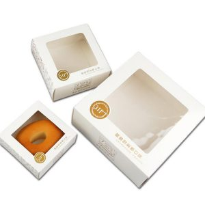 Packaging box for donuts-2