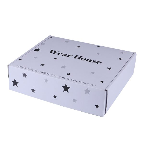 Paper Shipping Boxes With Logo-5