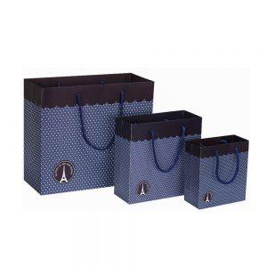 Paper bag vase-1