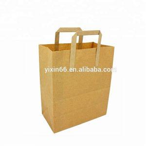 Paper bag vase-2