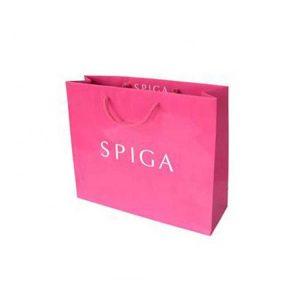 Paper bag with logo print-1