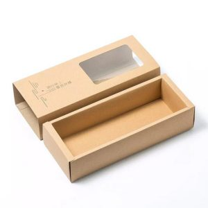 Paper drawer box for tea-1
